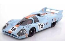 CMR 1971 Porsche 917 LH #18 24h Le Mans Gulf 911 M3 1:18*New! Rare Find!