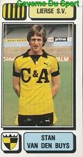 175 STAN VAN DEN BUYS BELGIQUE LIERSE.SV STICKER FOOTBALL 1983 PANINI