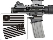 Black Ops American Flags Lower Decals  AR15 Magazine Stickers S&W Colt Mag Flag