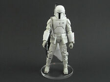 "10 x Acrylic display stands for Hasbro Star Wars 6"" Black Series - BLANK (CLEAR)"