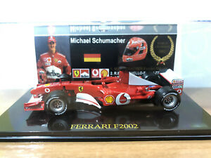 INLAY (FONDO DE PANTALLA) F1/ FERRARI F2002 - MICHAEL SCHUMACHER (Leer Anuncio)