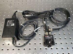 Thorlabs PDA10CS InGaAs Amplified Switchable Photodiode Detector 700-1800nm NIR