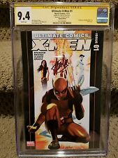 Ultimate X-Men 1 Stan Lee Signed Edition CGC SS 9.4 EXTREMELY RARE ONLY 7 EXIST