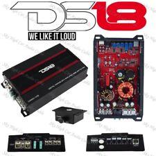 DS18 CANDY X1B Monoblock Subwoofer Amplifier 1800W Max Mono Mini Sub Amp