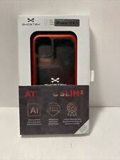 Red iPhone 11 6.1Case with Metal Bumper Ghostek Atomic Slim