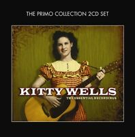 Kitty Wells - Essential Recordings [New CD] UK - Import