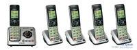 VTech CORDLESS TELEPHONE 5 SET DIGITAL DECT 6.0 PHONES