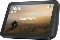 """Amazon Echo Show 8 8"""" HD with Alexa Charcoal - BRAND NEW!!! IN STOCK"""