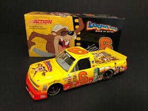 KEVIN HARVICK #6 TAZ LOONEY TUNES 1/24 2003 CHEVY SUPERTRUCK NASCAR 1 OF 6502