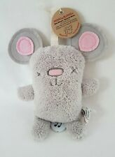 Moe Mouse Ding A Ring Music Mate Soft Teddy OB Designs Toy Cot Pram Plush