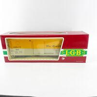 LGB 4067- D 01 Denver & Rio Grande Western Boxcar Limited Edition G Scale NIB