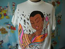 Vintage 90's The Black Woman Jewel Rap Hip Hop T Shirt XL