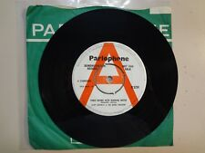 "CLIFF BENNETT & THE REBEL ROUSERS: Three Rooms Of Running Water-U.K. 7"" 65 Demo"