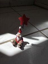 Weihnachtsmann Santa Claus Figur