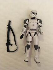 STAR WARS THE FORCE UNLEASHED IMPERIAL EVO TROOPER HASBRO EXCLUSIVE FIGURE