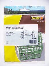 N scale Faller Spindle Car Lifting Jacks : Model Detail KIT # 272909