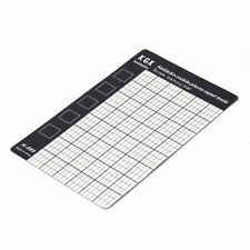 1PC Magnetic Screw Mat Memory Chart Work Pad Mobile Phone Repair Tools 145*90mm