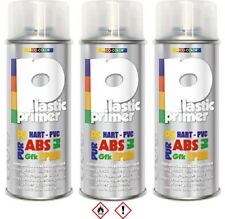 3 Stück 400ml Kunststoffprimer Haftvermittler Plastik-Primer Kunststoff 11150