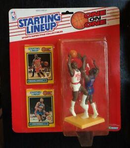 Starting Lineup One on One Michael Jordan & Isiah Thomas 1989 SLU CHICAGO BULLS