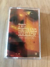 Two Thousand Maniacs OST Cassette Tape - Horror Film Soundtrack