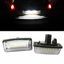2x Bright Led License Number Plate Light For Toyota Crown S180 2003~2009 Royal