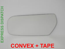 Wing Door Mirror Glass For CADILLAC CTS 2002-2007 Convex Left side #CA001