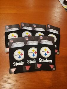 Pittsburgh Steelers NFL Kolder Kaddy Can Cooler 12 oz Collapsible Koozie