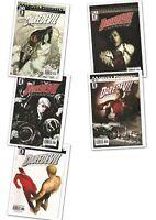 °DAREDEVIL #66 bis 70 GOLDEN AGE PART 1 bis 5 von 5° US Marvel 2005 B.M. Bendis
