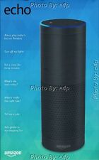 AMAZON ECHO VOICE CONTROLLED HANDS-FREE WI-FI BLUETOOTH BRAND NEW FACTORY SEALED
