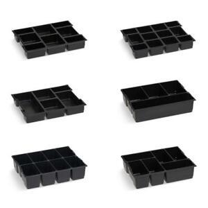 Einlage Einsatz für L BOXX Tiefziehteil | Kleinteileeinsatz Unterteilung L-BOXX
