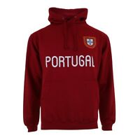 Portugal Portuguese Football Hoody Mens Hoodie - Sizes Medium and Large