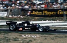 Tom Pryce U Shadow DN5B BRITISH GRAND PRIX 1976 photo 2
