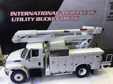 First Gear Diecast Toy Model 1:34 Altec Durastar Utility Bucket Truck Vehicles