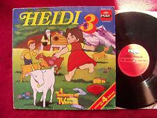 Heidi 3           TV original Aufnahme      Poly  LP