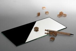Spiegel auf Maß Zuschnitt Kristallspiegel Badspiegel Spiegelfliesen 4 mm