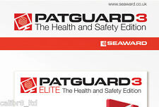 Seaward Patguard 3 Elite Software, Extra Licence, Never Expires. 400A923