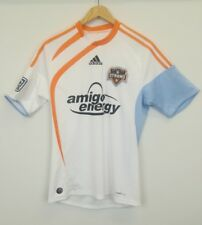 Houston Dynamo Away Soccer Shirt Player 2006-2007 Football Size S Small Adult