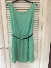 Ladies Primark Blue Sleeveless Dress UK Size 14