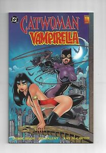Catwoman Vampirella: The Furies #1 DC Harris 1997 NM GGA Nicest You Will Find