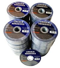 """500 Pc 4-1/2"""" x 1/16"""" x 7/8"""" Cut off Wheels Stainless Steel Metal Cutting Discs"""
