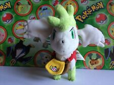 Pokemon Plush Shaymin Mystery Dungeon Jakks Form doll figure stuffed animal toy