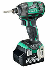 Hitachi 18v 4 Mode Brushless Triple Hammer Impact Driver Skin Ip56 WH18DBDL2