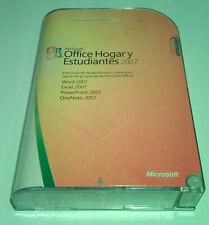 Microsoft Office Hogar y Estudiantes 2007 ESPAÑOL con clave de licencia