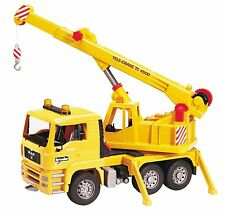 Bruder MAN Crane truck (without Light and Sound Module)