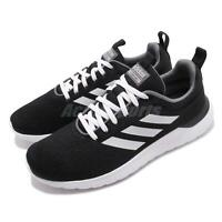adidas Lite Racer CLN Black White Grey Men Running Casual Shoes Sneakers EE8138