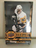 2019-20 Upper Deck Series One HOCKEY - SEALED HOBBY BOX! 24 8-Card Packs