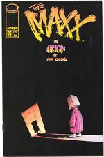 Maxx Mini Comic 2 Wizard 1995 NM