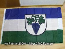 Fahnen Flagge Weingarten Baden Digitaldruck - 90 x 150 cm