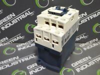 USED Schneider Electric CAD50 BD 3 Pole Contactor 10A