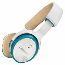 Bose SoundLink On-Ear Bluetooth Wireless Headphones Best White Blue 714675-0020